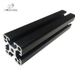 Le système de profils en aluminium anodisé Profil en aluminium en forme de T