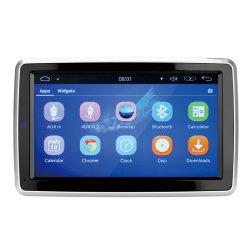 Android HD 1080p con Clip en el reposacabezas del coche DVD MP5 Video Player