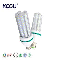 Luminaires LED d'alimentation U-Shape Lampes à économie d'énergie de lumière LED Lampe maïs Ampoule de LED 12W E27