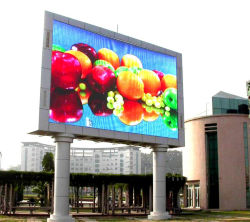 RGBフルカラーのLED表示高い明るさLEDの印防水LEDのパネルLEDの掲示板