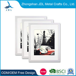 OEM PMMA/Picture Frame Acrílico Perspex a Tela de fotos de plástico/Suporte acrílico Exibir por grosso a transferência de calor por sublimação de molduras fotográficas de vidro branco cristais (33)