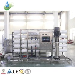 La ósmosis invierte automático planta de tratamiento de agua RO/sistema de Ósmosis Inversa planta de agua RO/RO precio de fábrica del sistema de tratamiento de agua y plantas de embotellado Precio