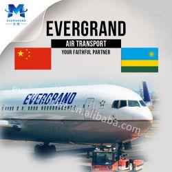 Service d'expédition de fret aérien fiable de la Chine au Rwanda/Kigali