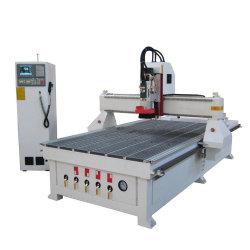 Holzbearbeitung CNC-Fräser-Ausschnitt-Gravierfräsmaschine des Nc-Studio Kontrollsystem-1500*3000mm für Möbel-Aluminium-Messing