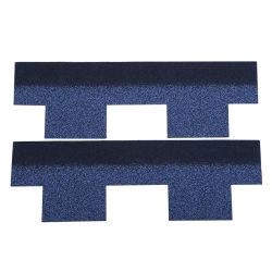 Telhas com base em fibra de asfalto Telhas Shingles Coreia do Material de Construção Retangular