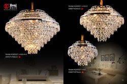 Le luxe moderne de K9 pendentif cristal de lumière