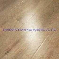 Los suelos estratificados HDF Ranura U Exportación directa de fábrica de China
