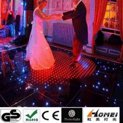 Горячая продажа закаленное стекло индикатор видео танцевальном зале для этапа дискотека свадьбы
