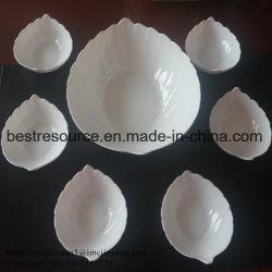 Небьющийся наиболее востребованных Opal стекла Teapot пластических масс 28ПК ужин