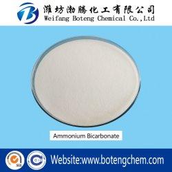99,5 % SAC 25kg de poudre blanche bicarbonate d'Ammonium/ammonium carbonate acide/poudre Almonia comme réactif analytique