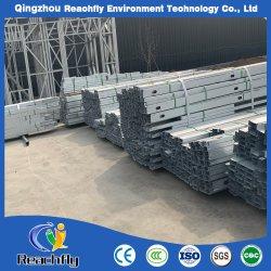 Baumaterial-C galvanisierte Stahlkonstruktion