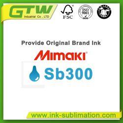 Mimaki SB300 d'encre à sublimation thermique avec des couleurs vives