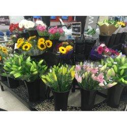 カスタム印刷の花束袋の生物分解性のローズの袖の印刷の花のパッケージ