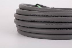 Серый с возможностью расширения гибкий шланг для мойки автомобилей, газон полива, уборку 3100фунтов