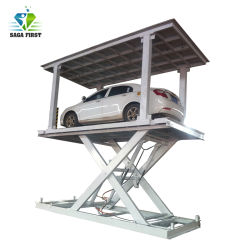 4000kg de Alta Qualidade Veículo Estático Carro Elevador Garagem estéreo