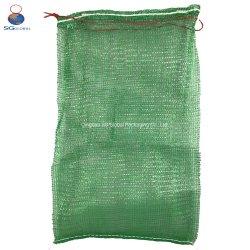 L'agriculture PP Leno maille tubulaire de pommes de terre des sacs de stockage
