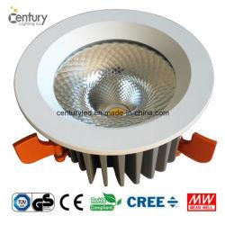Energiesparender Werbung 15W 3inch CREE-PFEILER LED beleuchten unten