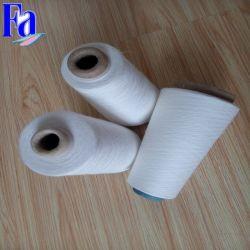 65/35 21s vierge polyester coton peignée mélangée de filés, fils de TC