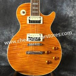 Guitarra de alta qualidade personalizada de fábrica cobrir