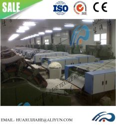 Textildrehbeschleunigung-Maschine für leistungsfähige lange enthaarte Wolle-Faser-weiche Goldfaser für Algerien-Schaf-Wollen und reine enthaarte gekämmte Wolle-Faser-Inner- Mongolialamm-Faser