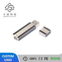 1 Go en vrac à bon marché personnalisé lecteur Flash USB en métal pour la vente