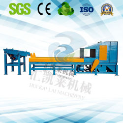 Acier inoxydable / séparateur magnétique pour le métal avec un rendement élevé