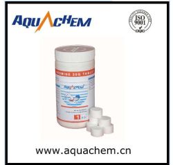 De Chemische Tablet van de Behandeling van het water, Bcdmh, Tablet, 20g Tablet voor Zwembad