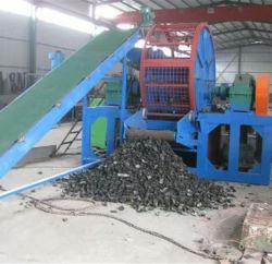 Используется давление в шинах на переработку отработанных шин для шинковки цены для продажи