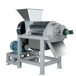 L'ananas Jus de fruits Making Machine presse à vis de canne à sucre de l'extracteur de jus de légumes centrifugeuse