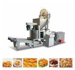 Multi-Functional коммерческих жареные Пелле закуски/управляется термостатом гайку промышленного оборудования для приготовления пищи закусок/полуавтоматический пакетной СИСТЕМЫ ПИТАНИЯ СЖИЖЕННЫМ ГАЗОМ СПГ газ фритюрницы машины