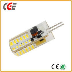 Светодиодная лампа12V/110 В/240 В 1 Вт/2W/3W/5 Вт мини-кукуруза G4/G9 светодиодные лампы освещения светодиодного освещения