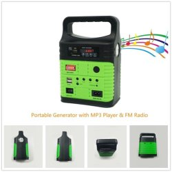 Étanches IP65 Lanterne solaire Mini, Remote rechargeable portatif pour Lanterne solaire d'urgence avec chargeur de téléphone mobile
