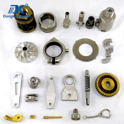 Kundenspezifischer China-Hersteller Stainless Steel Investment Casting for Machinery