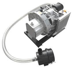 자동차 휴대용 무급유 스크롤 차량 버스 카 AC 오일 무료 압축기