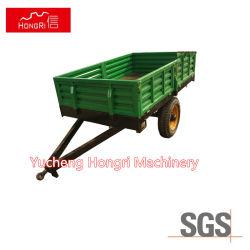 Deposito dell'azienda agricola dei 4 lati della rotella 3 che capovolge rimorchio per il trattore