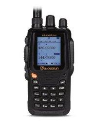 Wouxun kg-UV8d-Plus VHF/UHF tweewegsradio Mobiel Woki Toki lang Assortiment met Dual Band Walkie Talkie kg-UV8d (Plus)