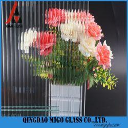 Het duidelijke Glas van het Blad/Vlotter/Weerspiegelend Glas/Gekleurd Glas/het Aangemaakte Glas van /Pattern voor de Bouw