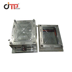 Design personnalisé pour la table d'injection du moule en plastique