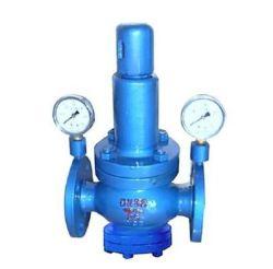 Válvula de Gas Natural Wcb de brida válvula reductora de presión de vapor