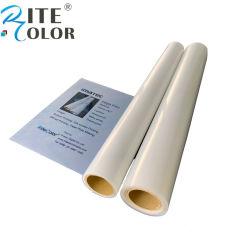 Пэт водонепроницаемый Млечный прозрачные пленки для струйных принтеров для печати