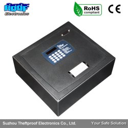 レーザーカット構造の上部 LCD を開く非表示の安全な引き出しボックス