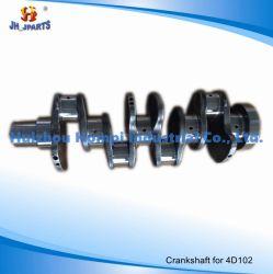 Частей погрузчика для коленчатого вала Komatsu 4D102 S4d130/4105/4102/4D D D120/4D95L/S4d95/4D94e