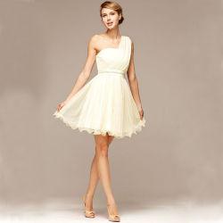 新しいデザイン新製品の流行の新婦付添人のイブニング・ドレス