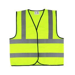 Hohe Sicht-Bauarbeit-Abnützung-reflektierende schützende Hemd-Sicherheits-Umhüllung