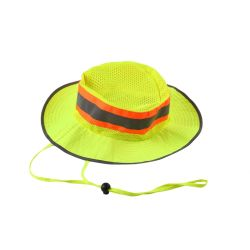 China Supplier Good Quality Hi Vis Sunshine Reflective Safety Hat
