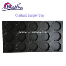 Personnaliser l'aluminium boulangerie Plaque de cuisson de biscuit pâte à pizza bac