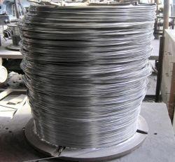 Concentrazione ad alta resistenza 9254, filo di acciaio Tempered della molla dell'olio 55crsi per la frizione