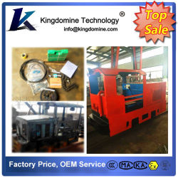 2.5t diesel Locomotief voor Mijnbouw