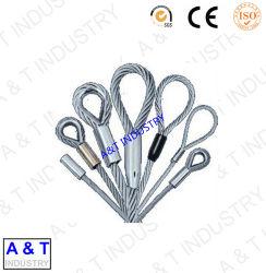 Eslingas de Softlop de la cuerda de alambre de acero