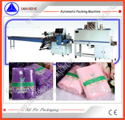 Les serviettes de groupe emballage de la Machine automatique